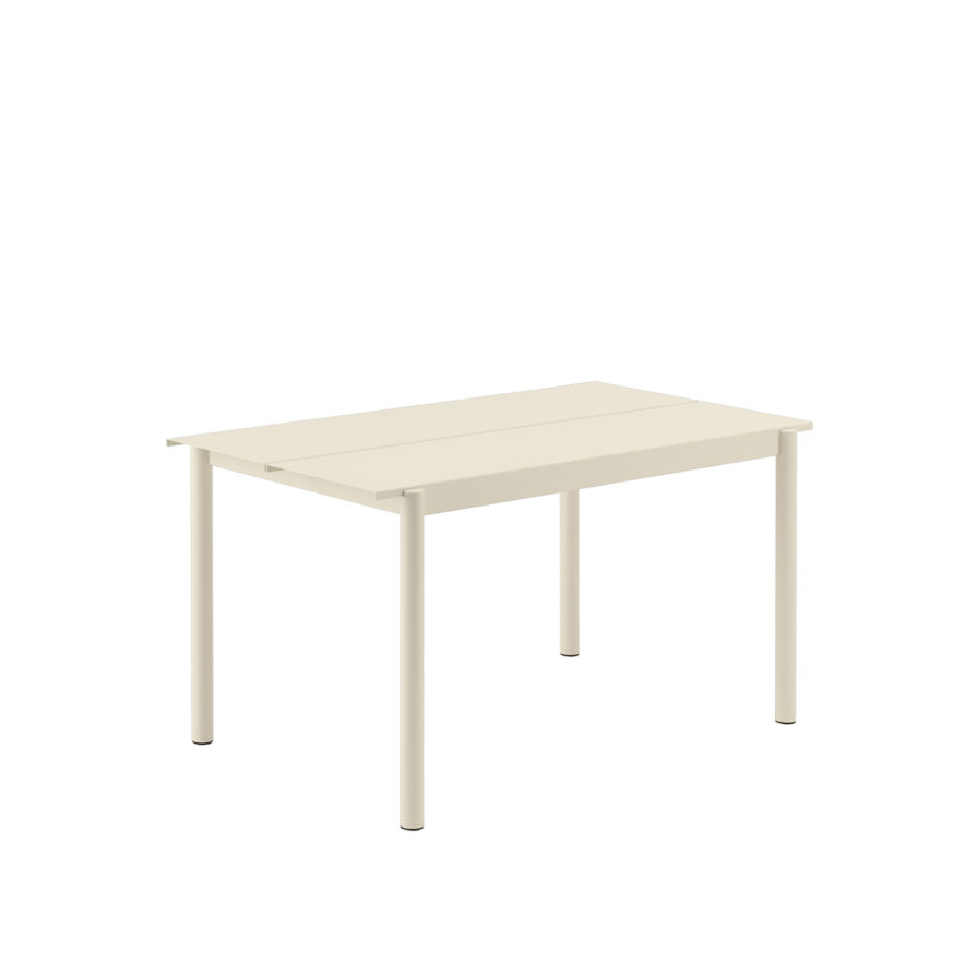 Linear-steel-outdoor-table-140-white-Muuto-hi-res